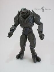 McFarlane Toys Halo Reach Series 3 SPEC OPS ELITE Steel Gray Figure Incomplete