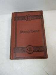 1867 Bleak House Charles Dicken's Author's Edition Hardcover Book