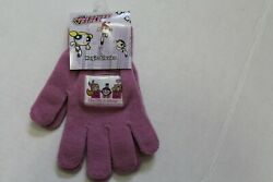 Powerpuff Girls Magic Gloves Kids One Size Fits All Mittens Pink Day is Saved $8.99