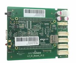 Antminer L3 L3+ D3 A3 X3 Control Board IO And BB - USA SELLER - Free shipping!