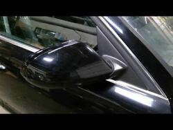 Passenger Side View Mirror Black Power Fits 14-17 AUDI A6 Paint Code LY9B 667618