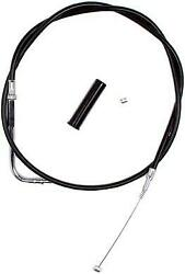 Motion Pro Black Push Idle Cable #06-0303 Harley Davidson