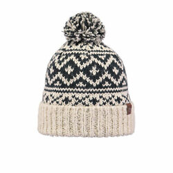 Barts Cartonn Unisex Headwear Beanie Hat - Wheat One Size