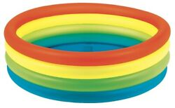 Pool Central 59IN Vibrantly Colored Inflatable Children's Swimming Pool