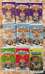 TOPPS GARBAGE PAIL KIDS HOBBY PACK LOT (9) MIXED 20132014 SEALED SHIPS FAST $39.95