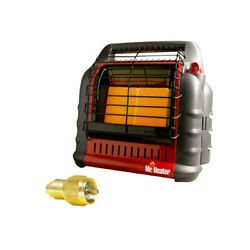 Mr. Heater MH18B BIG Buddy Indoor Safe Propane Heater with Adapter $169.99