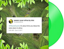 Africa  Rosanna Single - Weezer Limited Edition 7
