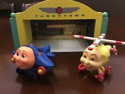 Jay Jay The Jet Plane Wooden Adventure System With Jay Jay And Herky