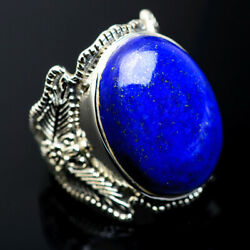 Large Lapis Lazuli 925 Sterling Silver Ring Size 6 Ana Co Jewelry R969686