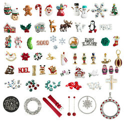 Origami Owl New HOLIDAY CHRISTMAS CHARMS 2019 Exclusive Collection FREE GIFT w4
