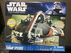 Star Wars Republic Swamp Speeder