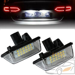 Error Free LED Number License Plate Light Lamp Fit For Toyota Corolla 1997 2006 $12.34