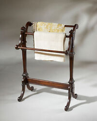 Butler Newhouse Plantation Cherry Blanket Stand 1910024