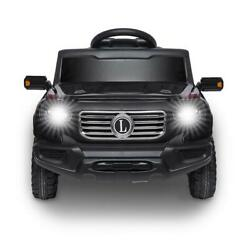 Kids Ride on Car Toys 3 Speed Rechargeable Battery Music Light w Remote Control $107.95