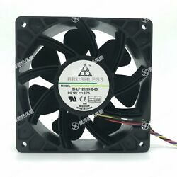 6500RPM Cooling Fan Bitmain Antminer Replacement Fan 4-Pin S7 S9 T9 L3+ A741 A8 $18.04