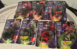 1992 Aliens Action Figure Queen Hugger Flying Mantis Panther Snake Crab *Pick 1*