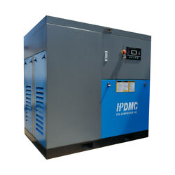 HPDMC 22KW30HP Industrial Rotary Screw Air Compressor 125CFM 230V460V 3600RPM