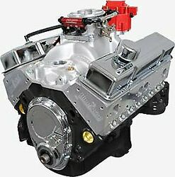 Blueprint Engines BP3961CTF Small Block Chevy 396ci Stroker Dress Engine 485HP5