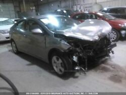 Passenger Front Window Regulator Electric Sedan Fits 11-16 ELANTRA 214368