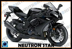 For 2008-10 ZX-10R ZX10 ABS Plastic Injection Mold Full Fairing Set Bodywork P12 $439.00