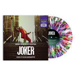 The Joker Original Motion Picture Score - Exclusive Splatter Vinyl LP #750