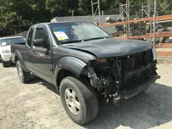 Automatic Transmission 6 Cylinder Crew Cab 2WD Fits 06 FRONTIER 1832632