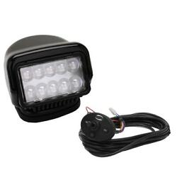 GoLight LED Stryker Wired Dash Remote (LED Stryker Wired Dash Remote - Black)