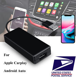 Smart IOS iPhone Carplay Android Auto USB Dongle For Android Car Stereo Radio