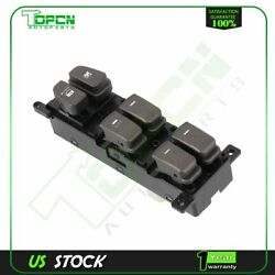 Electric Power Window Switch Front Left for Hyundai Sonata Limited Sedan 4-Door