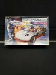 Terminator 2 Mobile Assault Vehicle Kenner 1991 New in box SEALED