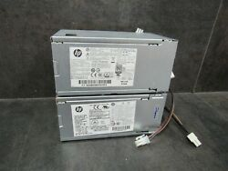 Lot of 2 HP ProDesk 600 G1 SFF 240W Power Supply 702307-002 751884-001