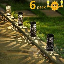 Hollow Design LED Lawn Lamp Outdoor Lights