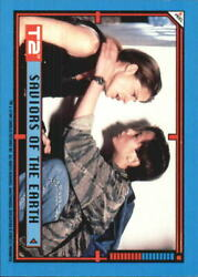 1991 Terminator II Judgment Day Stickers #43 Saviors of the Earth