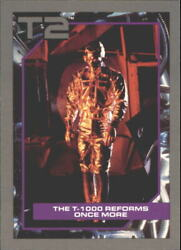 1991 Terminator II #103 The T-1000 Reforms Once More