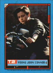 1991 Terminator II Judgment Day Stickers #4 Young John Connor