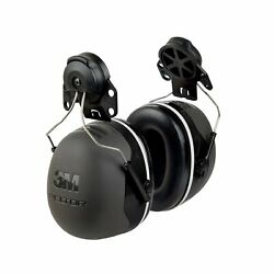 Cap-Mounted Ear Muff NRR 31 Black