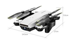 Drone SG700 S Quadcopter Camera 1080P Optical Flow Positioning Follow Me Mode $73.00