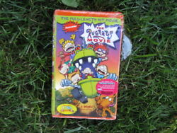 NICKELODEON THE RUGRATS MOVIE VHS NEW FACTORY SEALED $5.00