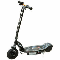 Razor E100 Glow Electric Scooter Black $149.00