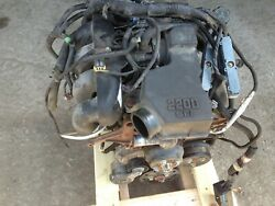 2001 2002 2003 Chevy s10 2.2L 4CYL Engine 131K Miles Vin 5 (8th Digit) Sonoma