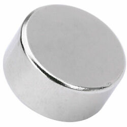 Lot of 2 5 10 25 Pcs 1quot;x1 2quot; N52 Strong Disc Rare Earth Neodymium Magnet $14.99