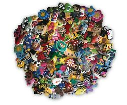 Lot of 50 100 150 200 Different Random PVC Shoes Charms For Crocs amp; Wristbands $10.99