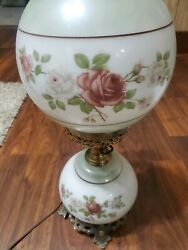 Vintage Gone With The Wind Lamp $65.00