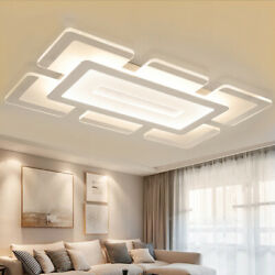 Acrylic LED Ceiling Light Home Lamp Modern Indoor Living Room Bedroom Chandelier $79.99