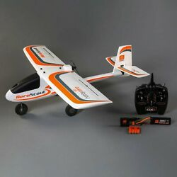 HobbyZone AeroScout Aero Scout S 2 Trainer RC Airplane Ready to Fly RTF HBZ38000 $199.99