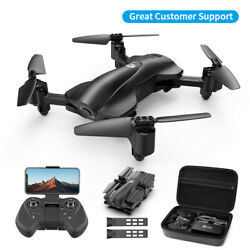 Holy Stone GPS Drone FPV Drones with 1080P Camera Foldable RC Quadcopter 5G WIFI $855.00