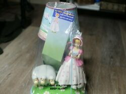 NEW Toy Story 4 Bo Peep & Sheep Table Lamp Desk Light Collectible Figure Doll
