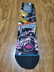 Stance Star Wars Socks quot;Warped Pilotquot; Size Medium 6 8.5 $9.99
