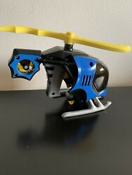 Imaginext BatCopter BATMAN helicopter 2008 DC Super Friends $19.90