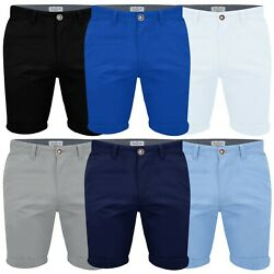 Stallion Men's Summer Chino Shorts (FOR BEST FIT SEE ATTACHED DESCRIPTION) $24.49